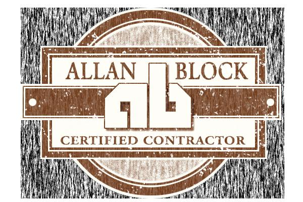 Blackstone Excavation - Allan Block Certified Contractor