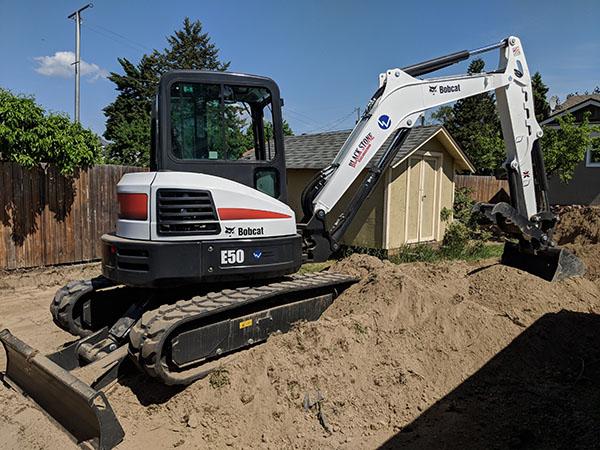 Blackstone Excavation